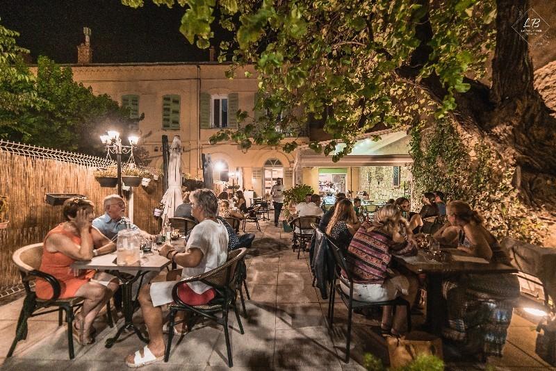Landrouno Frédéric Chenillot  cuisine du marché produits locaux Draguignan Var - Restaurant - Draguignan Var