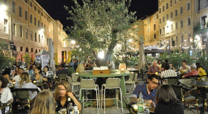 Sortir à Marseille,… Cours d'Estienne d'0rves Place aux Huiles