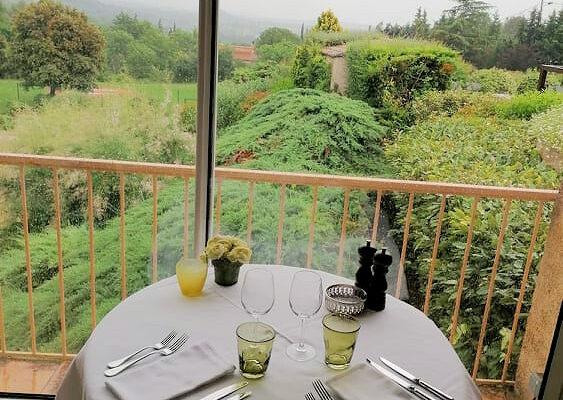 Restaurant la Table du Calalou Moissac Bellevue Haut Var Verdon