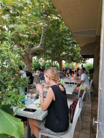 Chez Sylvia spécialités italiennes pizzas Bormes les mimosas Le Lavandou Côte d'Azur - Restaurant - Bormes les mimosas Le Lavandou Golfe St Tropez - Image 3