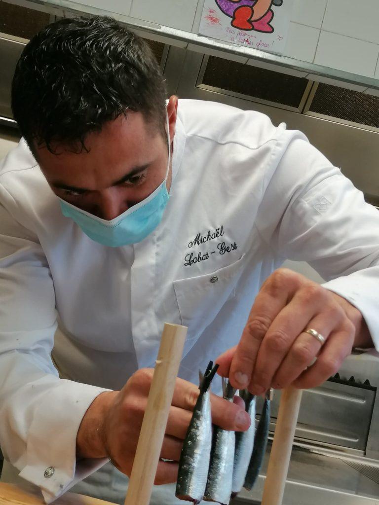 Mickaël Labat Gest Chef executif La Bastide du Calalou