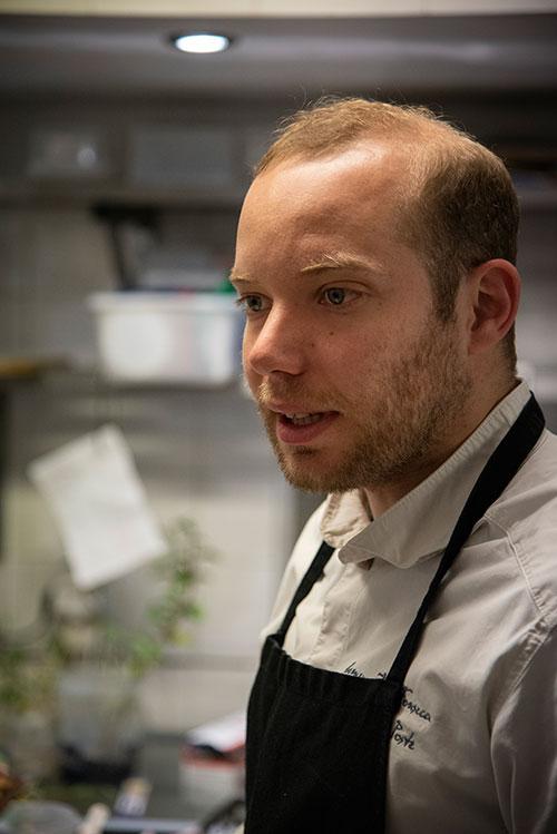 Jérémy da Fonseca Chef
