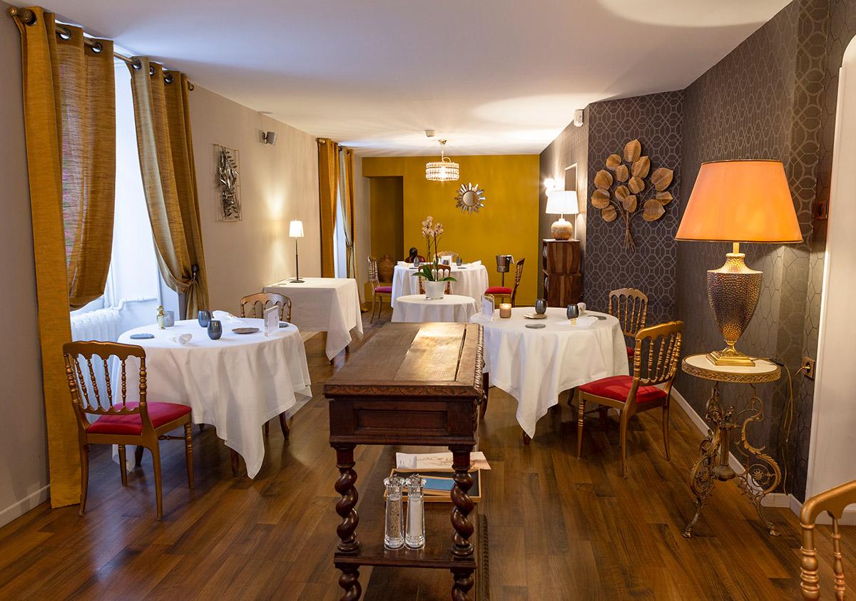 Restaurants Hotel de la Poste Jérémy da Fonseca Corps Isère - Hôtel - Restaurant - Alpes Isère Corps