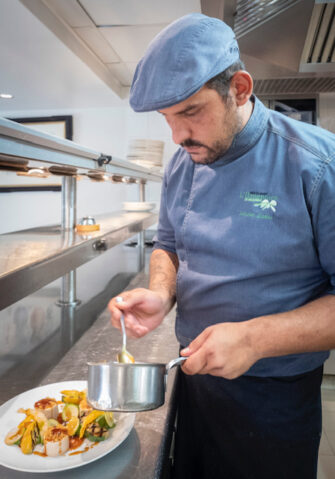 Restaurant L'Amandier Mougins Cannes Alpes Maritimes - Restaurant - Mougins pays de Grasse Cannes - Image 2