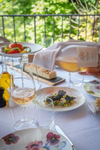 Restaurant L'Amandier Mougins Cannes Alpes Maritimes - Restaurant - Mougins pays de Grasse Cannes - Image 6