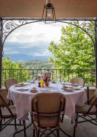 Restaurant L'Amandier Mougins Cannes Alpes Maritimes - Restaurant - Mougins pays de Grasse Cannes - Image 8