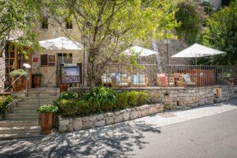Restaurant L'Amandier Mougins Cannes Alpes Maritimes - Restaurant - Mougins pays de Grasse Cannes - Image 9