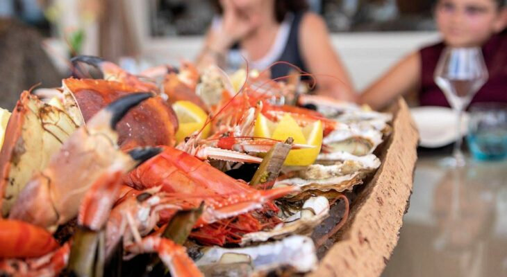 Le Farniente Plage Restaurant Saintes maries de la mer Camargue