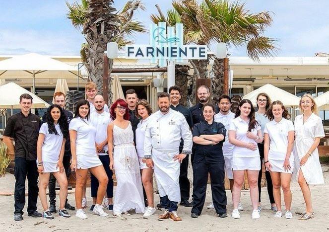 Le Farniente Plage Restaurant Saintes maries de la mer Camargue - Restaurant - Tourisme - Saintes maries de la mer Camargue